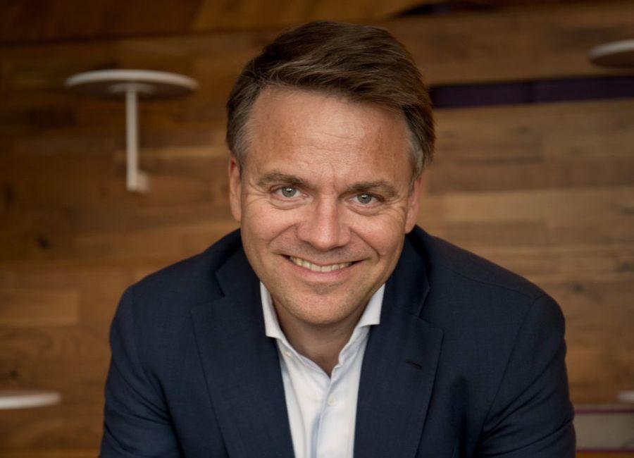 Martin Lippert, konsernsjef i GlobalConnect