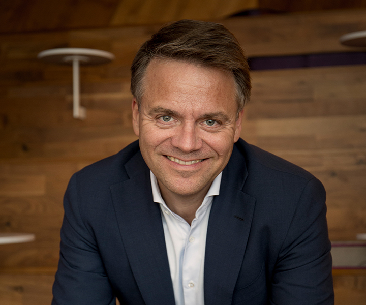 Martin Lippert CEO GlobalConnect