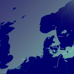 GlobalConnect bygger fiber från Berlin till Haparanda
